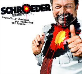 ROCK'N ROLL CHANSONS VOM ..HINTERHOF Audio CD, SCHROEDER ROADSHOW, CD