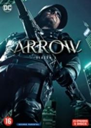 Arrow - Seizoen 5, (DVD) BILINGUAL /CAST: STEPHEN AMELL, KATIE CASSIDY DVDNL
