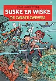 SUSKE EN WISKE 342. DE ZWARTE ZWEVERS SUSKE EN WISKE, Willy Vandersteen, Paperback