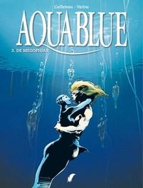 AQUABLUE 03. DE MEGOPHIAS AQUABLUE, VALTINE, OLIVIER, CAILLETEAU, THIERRY, Paperback