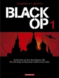 BLACK OP 01. DEEL 01/6 BLACK OP, Desberg, Stephen, Paperback