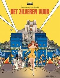 FRANKA HC21. HET ZILVEREN VUUR FRANKA, Kuijpers, Henk, Hardcover