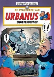 Snoeperdepoep De avonturen van Urbanus, Willy Linthout, Paperback