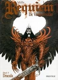 REQUIEM, DE VAMPIERRIDDER 03. DRACULA (HERDRUK) REQUIEM, DE VAMPIERRIDDER, LEDROIT O, MILLS P, Paperback