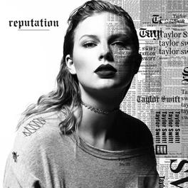 REPUTATION Taylor Swift, CD