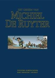 EUREDUCATION LU01. HET GEHEIM VAN MICHIEL DE RUYTER (LUXE EDITIE) EUREDUCATION, VERHAEGEN, MARC, KRAGT, JAN, Hardcover