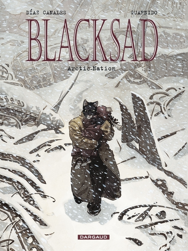 BLACKSAD 02. ARCTIC NATION BLACKSAD, GUARNIDO JUANJO, CANALES JUAN DIAZ, Paperback