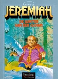 JEREMIAH 09. DE WINTER VAN EEN CLOWN JEREMIAH, HUPPEN, HERMANN, Paperback