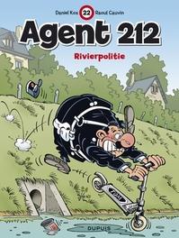 AGENT 212 22. RIVIERPOLITIE AGENT 212, KOX, DANIËL, CAUVIN, RAOUL, Paperback