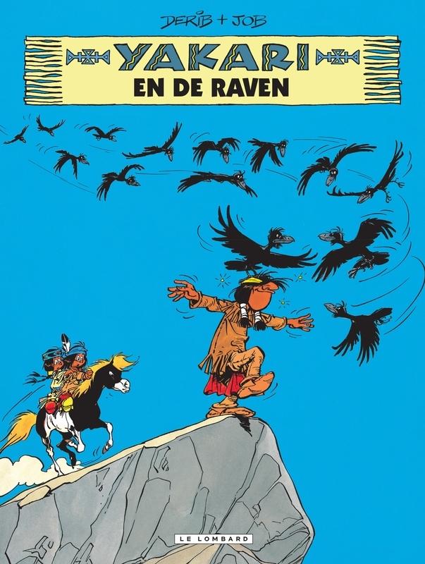 YAKARI 14. YAKARI EN DE RAVEN YAKARI, DERIB, Paperback