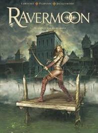 RAVERMOON HC01. DE BELOFTE VAN DE VLAMMEN RAVERMOON, PILIPOVIC L, Hardcover
