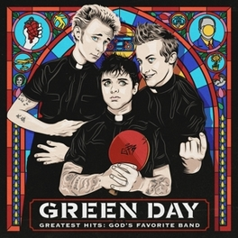 GREATEST HITS: GOD'S.. .. FAVORITE BAND /INCLUDES NEW SONG 'BACK IN THE USA' GREEN DAY, CD