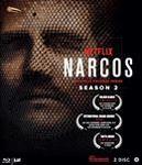 Narcos - Seizoen 2, (Blu-Ray)