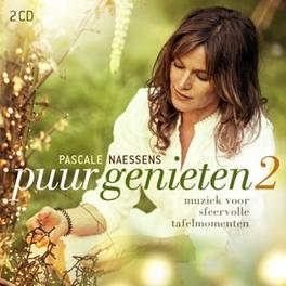 PUUR GENIETEN 2 PASCALE NAESSENS V/A, CD