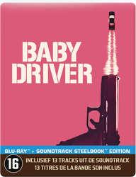 Baby driver (Steelbook),...
