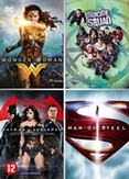 DC comics movie collection,...
