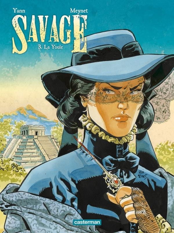 La Youle Savage, Yann, Paperback