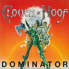 DOMINATOR CLOVEN HOOF, Vinyl LP