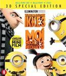 Verschrikkelijke ikke 3 (Despicable me 3) (3D), (Blu-Ray)
