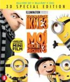 Verschrikkelijke ikke 3 (Despicable me 3) (3D), (Blu-Ray) Blu-Ray