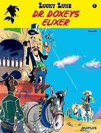 LUCKY LUKE 07. DR. DOXEYS ELIXER LUCKY LUKE, Morris, Paperback
