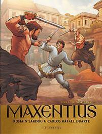 MAXENTIUS 03. DE ZWARTE ZWANEN MAXENTIUS, Sardou, Romain, Paperback
