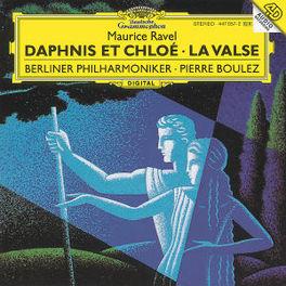 DAPHNIS ET CHLOE/LA VALSE BERLINER PHILHARMONIKER/PIERRE BOULEZ Audio CD, M. RAVEL, CD
