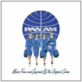 PAN AM THE MUSIC FROM & INSPIRED BY THE ORIGINAL SERIES OST, CD