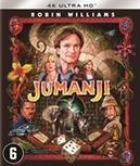 Jumanji, (Blu-Ray 4K Ultra HD)