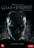 Game of thrones - Seizoen 7, (DVD) BILINGUAL - CAST: EMILIA CLARKE, PETER DINKLAGE