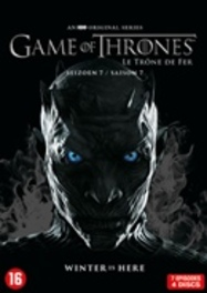 Game of thrones - Seizoen 7, (DVD) BILINGUAL - CAST: EMILIA CLARKE, PETER DINKLAGE DVD