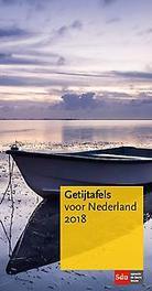 9789012400824 - Getijtafels 2018. Paperback - Boek
