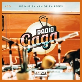 RADIO GAGA -CAPBOX- INCL. 4 INSERT CARDS & STICKER V/A, CD