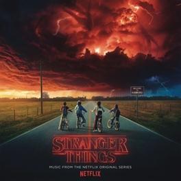 STRANGER THINGS OST, CD