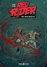 Het Huis Merlijn RED RIDER, Vandersteen, Willy, Paperback