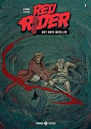 RED RIDER 03. HET HUIS MERLIJN RED RIDER, Stedho, Paperback