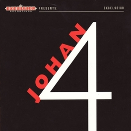 4 Audio CD, JOHAN, CD