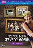 ARE YOU BEING SERVED..