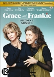 Grace and Frankie - Seizoen 1, (DVD) BILINGUAL /CAST: JANE FONDA, MARTIN SHEEN DVDNL