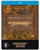 Jumanji (Steelbook), (Blu-Ray)