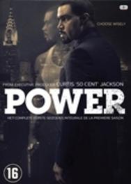 Power - Seizoen 1, (DVD) BILINGUAL - CAST: OMARI HARDWICK, 50 CENT Kemp Agboh, Courtney, DVD
