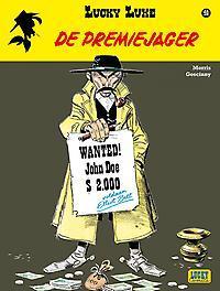 LUCKY LUKE 40. DE PREMIEJAGER LUCKY LUKE, Goscinny, René, Paperback