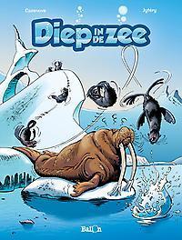 DIEP IN DE ZEE 04. DEEL 4 DIEP IN DE ZEE, Cazenove, Christophe, Paperback