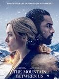 Mountain between us, (Blu-Ray)