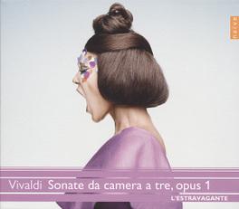 SONATE DA CAMERA A TRE OP L'ESTRAVAGANTE A. VIVALDI, CD
