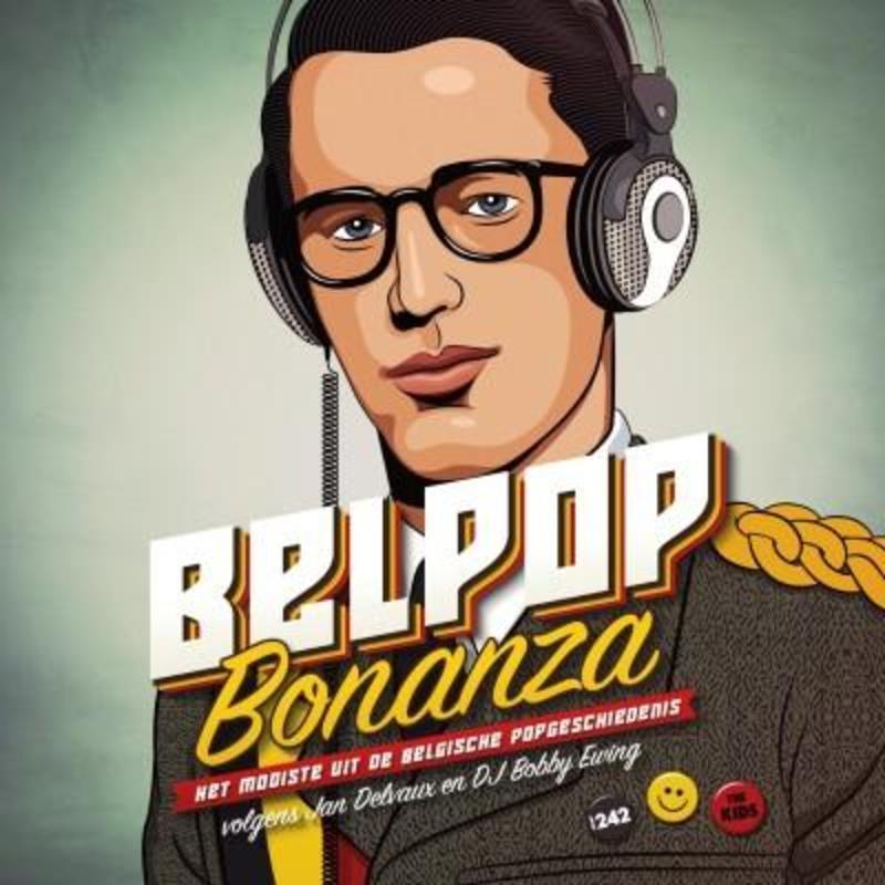BELPOP BONANZA V/A, CD