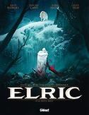 ELRIC HC03. DE WITTE WOLF 3/4