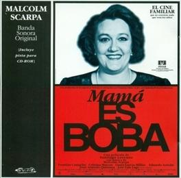 B.S.O. MAMA ES BOBA MALCOLM SCARPA, CD