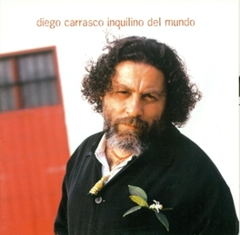 INQUILINO DEL MUNDO DIEGO CARRASCO, CD