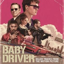 BABY DRIVER: KILLER.. .. TRACKS OST, CD